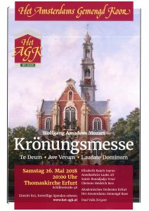 Sommerkonzert 1 @ Thomaskirche Erfurt
