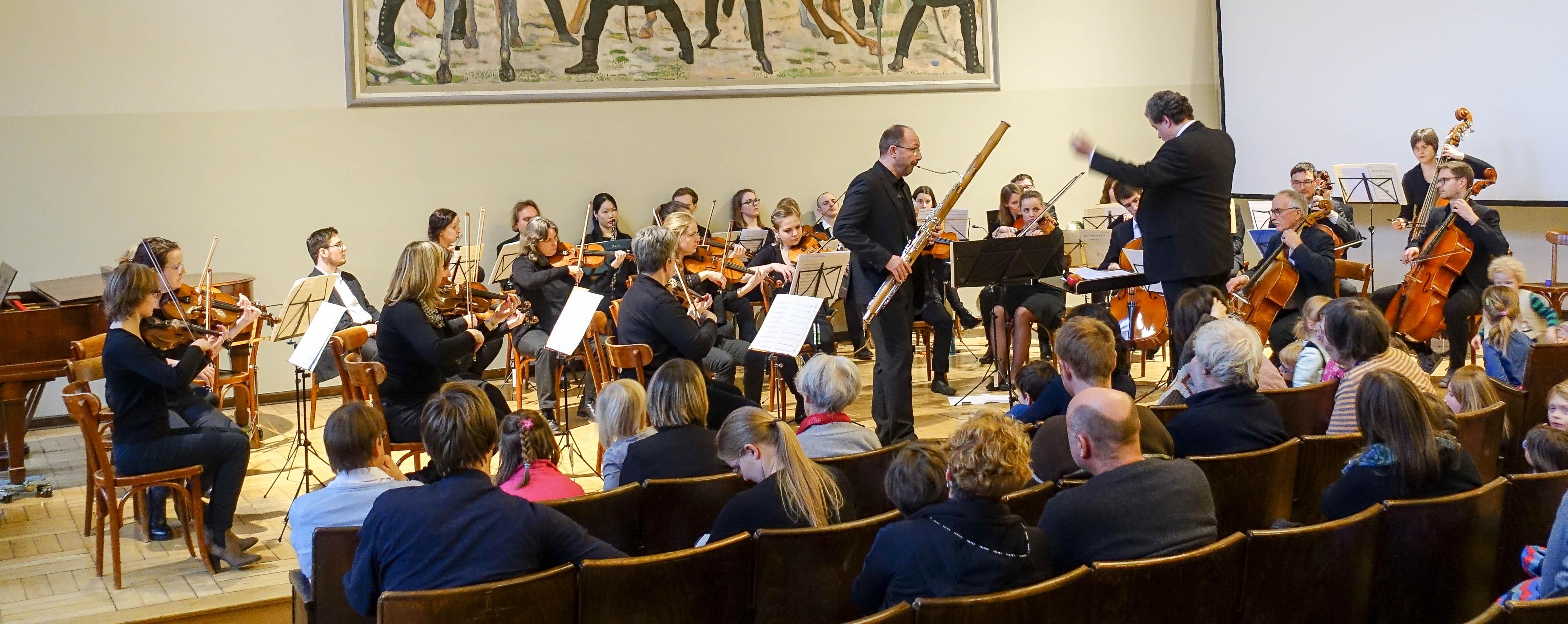 Winterkonzert 2018 – Beethoven, Fischer